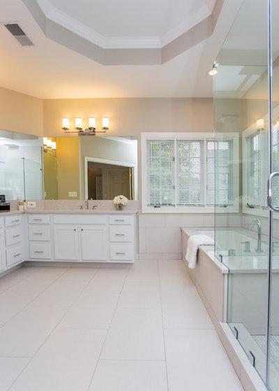 Contemporary Bathroom by NOVA Design