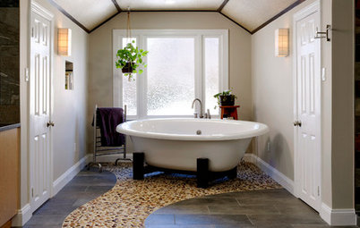 Bring the Pleasures of Water-Smoothed Pebbles to the Bath