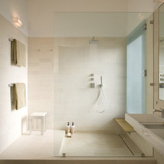 modern bathroom by Webber + Studio, Architects