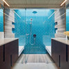 Coloured Tiles That Will Dazzle Your Bathroom