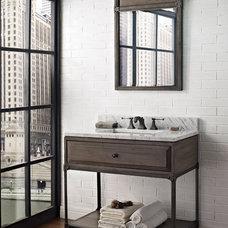 Industrial Bathroom by Buyer's Market