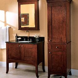 Fairmont Designs Bath Vanity - Fairmont Designs Bathroom Vanity and consoles