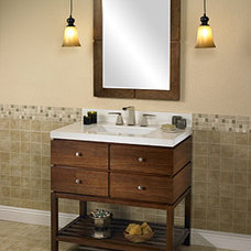 Contemporary Bathroom Vanities And Sink Consoles by Westheimer Plumbing & Hardware