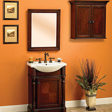 Traditional Bathroom Vanities And Sink Consoles by Westheimer Plumbing & Hardware
