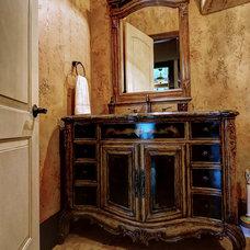 Mediterranean Bathroom by Fairmont Homes