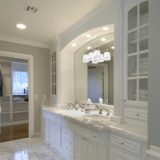 Traditional Bathroom by Fairpoint Construction & Development