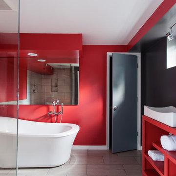 Fairview Master Bath