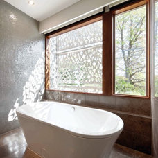 Contemporary Bathroom by Mills Gorman Architects