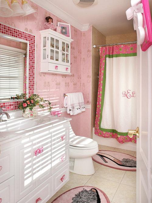 superb pink bathroom Part - 11: superb pink bathroom pictures gallery
