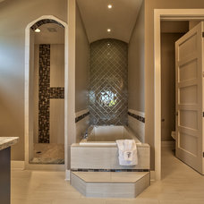 Transitional Bathroom by Inspired Interiors