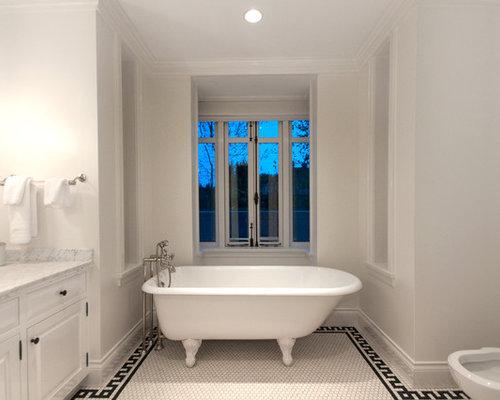 Bathroom Tiles Vertical Border tile border | houzz