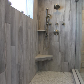 Falling Water Porcelain Tile Collection