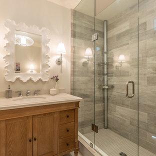 Fallingbrook Main Floor Bath and Mud Room