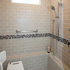 Traditional Bathroom by Signature Kitchens Additions & Baths