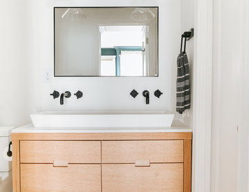 Family Bathroom Remodel