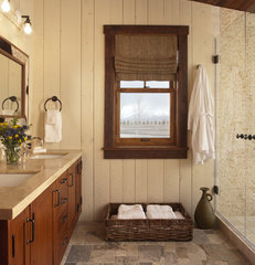 traditional bathroom by Swaback Partners, pllc