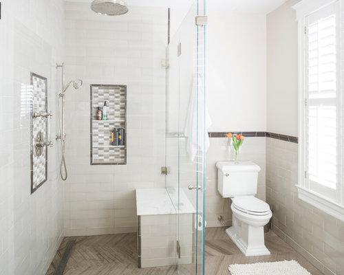 Shower Next To Toilet Houzz