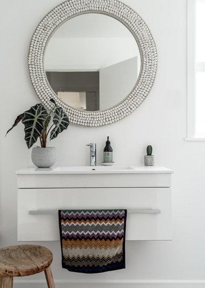 Contemporary Bathroom by Bibby + Brady