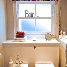 Contemporary Bathroom by Space Interior Design Ltd