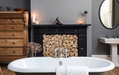 These 10 Ideas Will Add Warmth to Your Bathroom