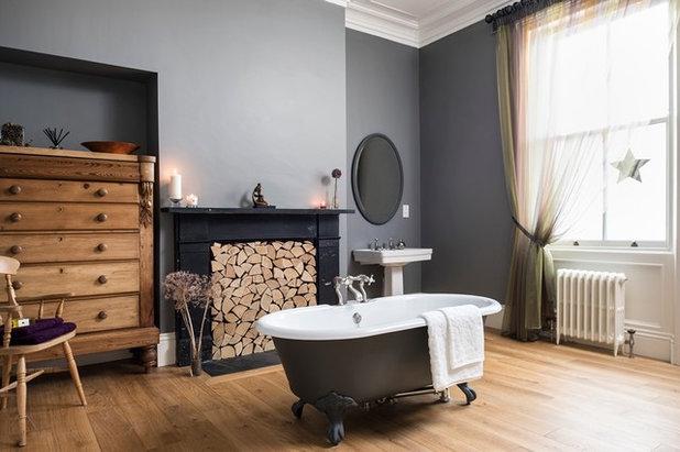 Badeværelser: Sådan skaber du et vintage look