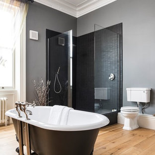 Inspiration for a classic bathroom in London.