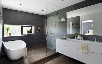 Your Guide to Shower Floor Materials