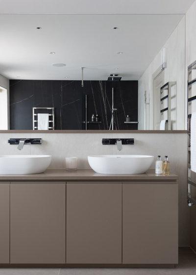 Contemporary Bathroom by Studio 28 Interiors Ltd