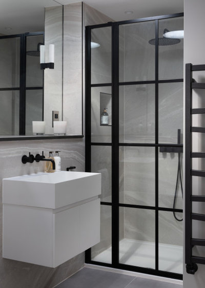 Contemporary Bathroom by Studio 28 Interiors Ltd