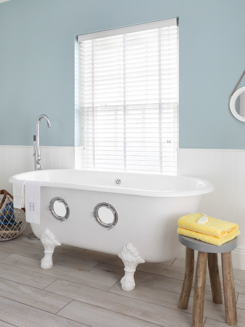 beach themed bathroom ideas, pictures, remodel and decor,