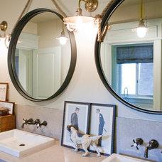 Traditional Bathroom by Harman Wilde