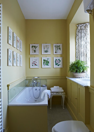 Clásico Cuarto de baño by Farrow & Ball