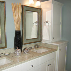 Eclectic Bathroom Fantastic Bathroom Makeovers : Home Improvement : DIY Network