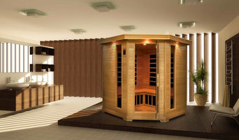 FAR Infrared Corner Home Sauna Kit