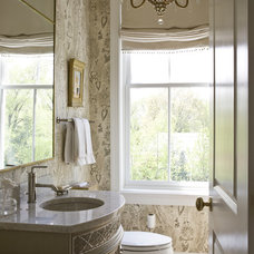 Traditional Bathroom by 2 Ivy Lane