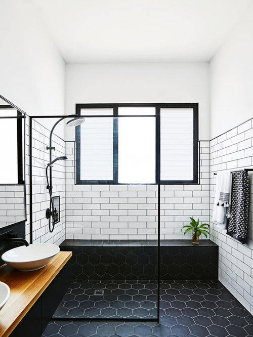 11 Best Midcentury Modern Bathroom Ideas & Photos | Houzz
