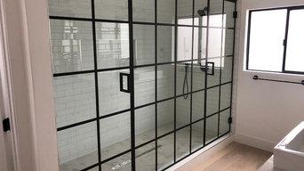 Farm Style Shower Doors