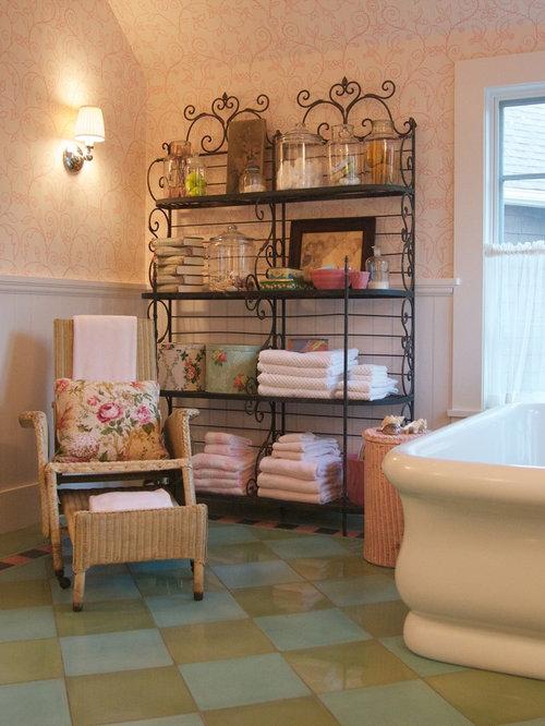 Towel Display Houzz