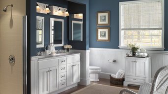 Farmhouse Bathroom Cabinetry