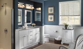 Farmhouse Bathroom Cabinetry