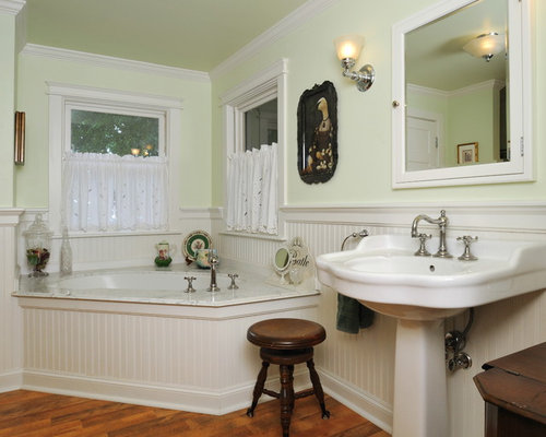 Beadboard Tub Surround Home Design Ideas Pictures