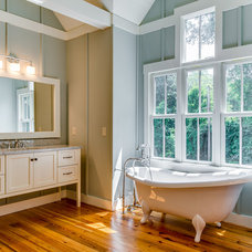 Farmhouse Bathroom by New Old, LLC