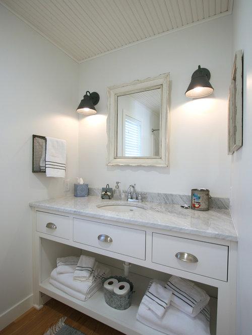 Open Bathroom Houzz