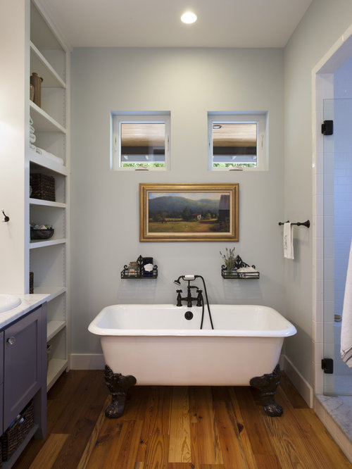 saveemail rauser design - Clawfoot Tub Bathroom Designs