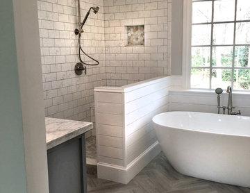 Farmhouse Bathroom
