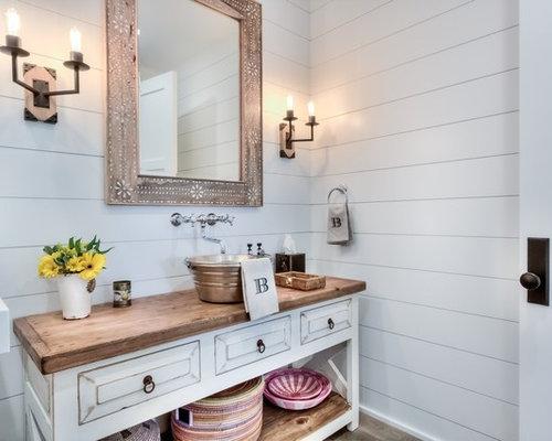 25+ Best Farmhouse Bath Ideas & Designs | Houzz