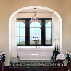 Traditional Bathroom by Pal + Smith