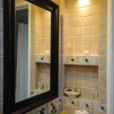 Traditional Bathroom by Ayelet Designs