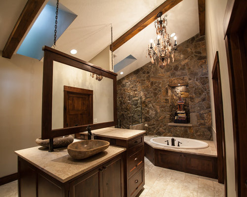 Bathroom Sink 500 X 400 stone bathroom sink | houzz