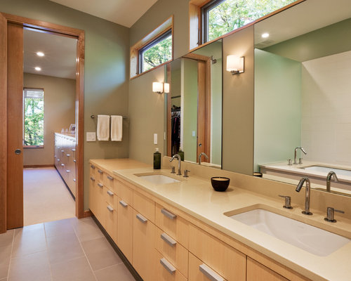 Bathroom Window Above Sink window above vanity | houzz